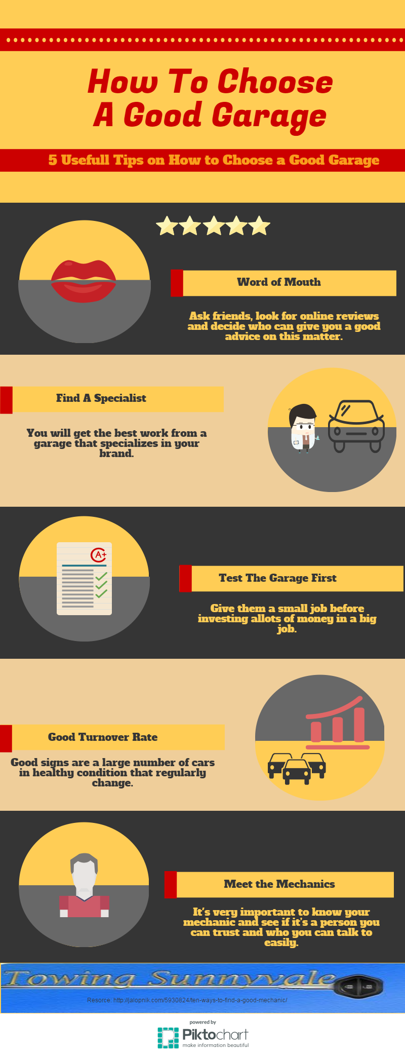 Choosing the Best Garage For Your Vehicle in Sunnyvale | Blog